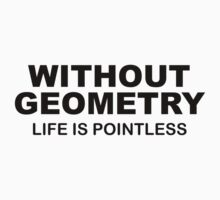 Without Geometry Life Is Pointless by DesignFactoryD