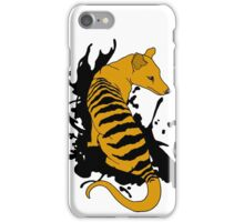 Thylacine Ink iPhone Case/Skin