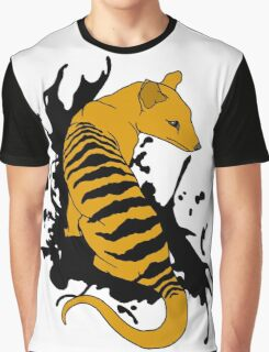 Thylacine Ink Graphic T-Shirt