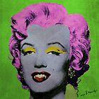 Vampire Marilyn variant 2 by filippobassano