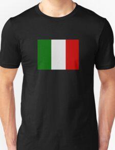 Italian Flag Unisex T-Shirt