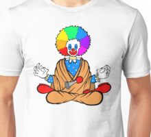 Clown Zen Unisex T-Shirt