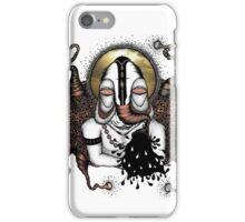 BALI ELEPHANT iPhone Case/Skin