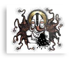 BALI ELEPHANT Metal Print