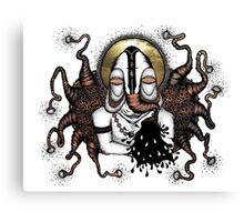 BALI ELEPHANT Canvas Print