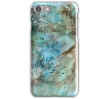 The Carina Nebula (From the Reverse Universe) iPhone Case/Skin