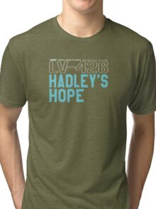 Hadley's Hope LV426 Colony Tri-blend T-Shirt