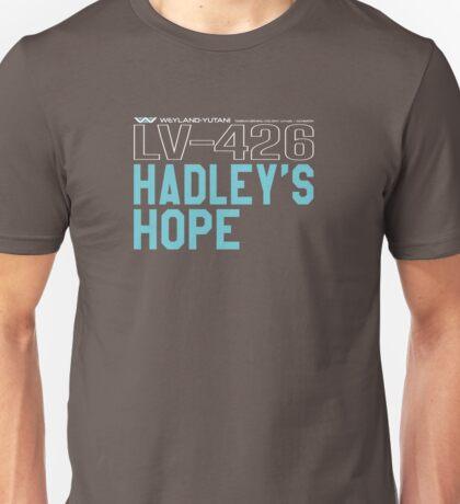 Hadley's Hope LV426 Colony Unisex T-Shirt