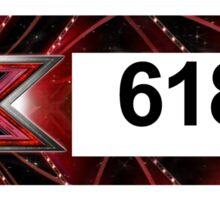 X-Factor Sticker - Liam Payne Sticker