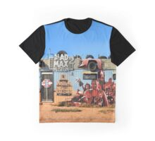 """""""Mad Max 2"""" Museum, Silverton. Graphic T-Shirt"""