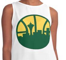 Seattle Sonics Contrast Tank