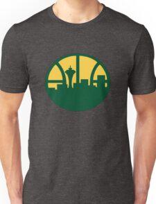 Seattle Sonics Unisex T-Shirt
