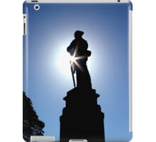 At the going down of the sun iPad Case/Skin