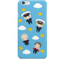The Lemon is With You iPhone Case/Skin