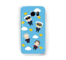 The Lemon is With You Samsung Galaxy Case/Skin