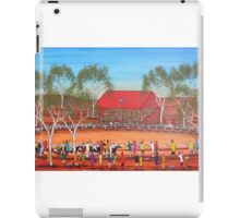 """""""Outback Race Day"""" EJCairns; SOLD iPad Case/Skin"""