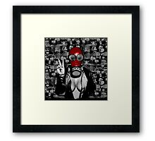 You're The Bomb Baby! Framed Print