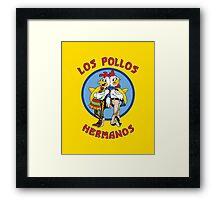 Breaking Bad - Los Pollos Hermanos Framed Print