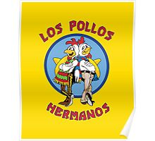 Breaking Bad - Los Pollos Hermanos Poster