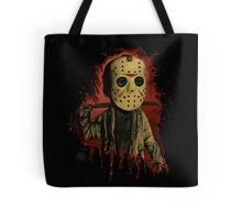 """Jason Camping"" Tote Bag"