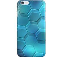 Technology background iPhone Case/Skin