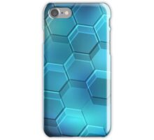 Technology background iPhone Case/Skin