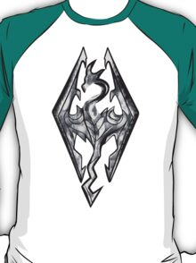 Dovahkiin Sign T-Shirt