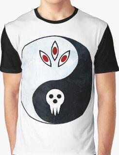 soul eater- yin yang Graphic T-Shirt