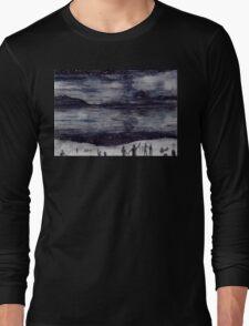 The Firstborn at Lake Cuiviénen Long Sleeve T-Shirt
