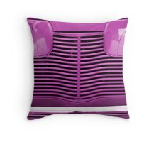 Colours - pink Throw Pillow