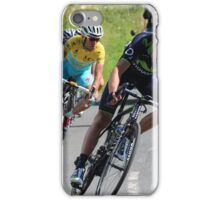 Tour de France 2014 - Valverde & Nibali iPhone Case/Skin