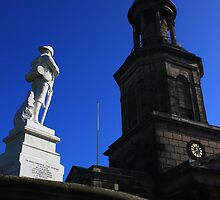 Shrewsbury Boer War Memorial by turniptowers