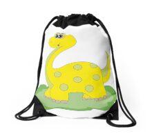 Dinosaur Drawstring Bag