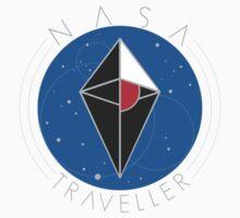 Nasa Traveler Kids Tee