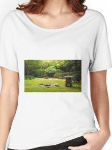 Japanese tea garden San Francisco Women's Relaxed Fit T-Shirt