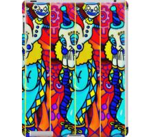 The Laughing Clown iPad Case/Skin