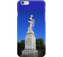 Shrewsbury Boer War Memorial iPhone Case/Skin