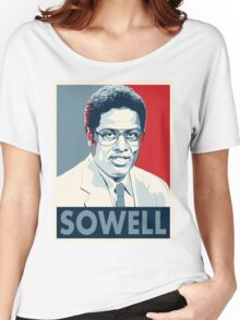 Thomas Sowell Women's Relaxed Fit T-Shirt