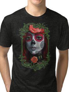 """Maricela"" by DIENZO Tri-blend T-Shirt"