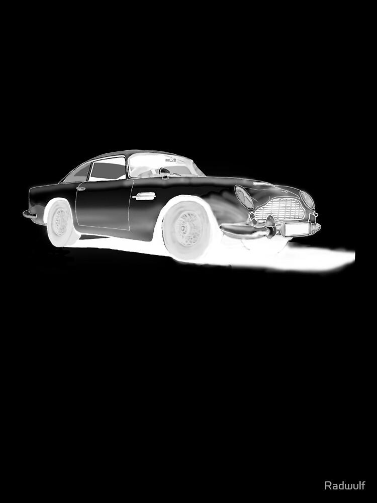 Aston Martin DB5 REVerse by Radwulf