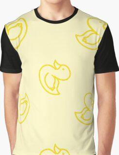 Ducks background Graphic T-Shirt