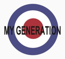 .:Request:. My Generation MOD Design by littlepupapan