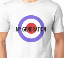 .:Request:. My Generation MOD Design Unisex T-Shirt