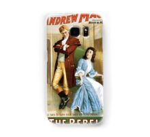 Performing Arts Posters The singing comedian Andrew Mack in his new play The rebel a drama of the Irish rebellion by James B Fagen 1334 Samsung Galaxy Case/Skin