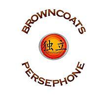Browncoats Persephone Photographic Print