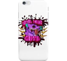 Spill your Guts iPhone Case/Skin