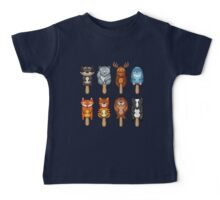 Yummy popsicles! Baby Tee