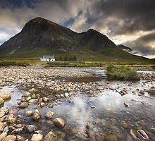 Scotland- The Great Herdsman of Etive by Angie Latham