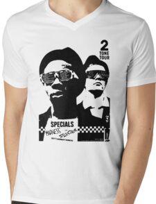2Tone Tour Mens V-Neck T-Shirt