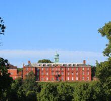 Shrewsbury School and Quarry Park Sticker